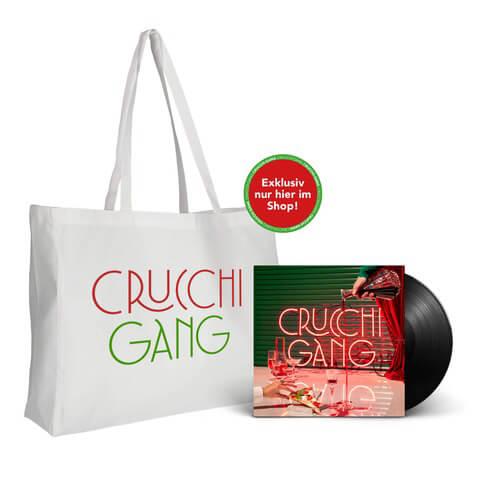 √Crucchi Gang (LP + Strandtasche) von Crucchi Gang -  jetzt im Universal Music Shop