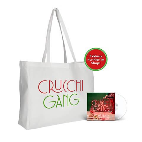 √Crucchi Gang (CD + Strandtasche) von Crucchi Gang - CD-Bundle jetzt im Universal Music Shop