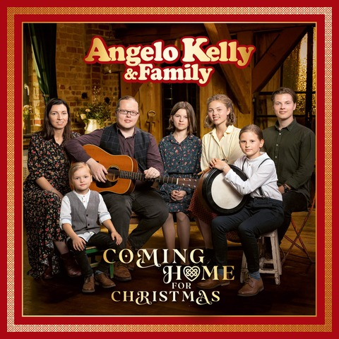 √Coming Home For Christmas (2CD) von Angelo Kelly & Family - 2CD jetzt im Universal Music Shop