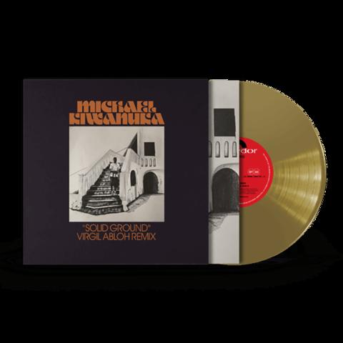 Solid Ground - Virgil Abloh Remix (10inch Gold Vinyl) by Michael Kiwanuka - 10Vinyl - shop now at Universal Music store
