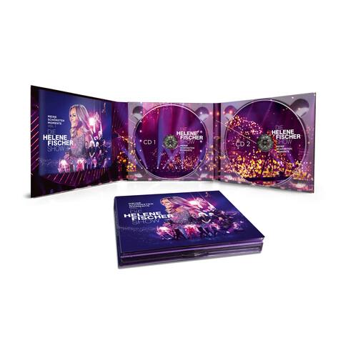 √Helene Fischer Show - Meine Schönsten Momente (2CD Digipack) von Helene Fischer - 2CD jetzt im Universal Music Shop