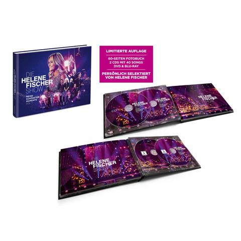 √Helene Fischer Show - Meine Schönsten Momente (Ltd. 60-Seiten Fotobuch) von Helene Fischer - Box set jetzt im Universal Music Shop