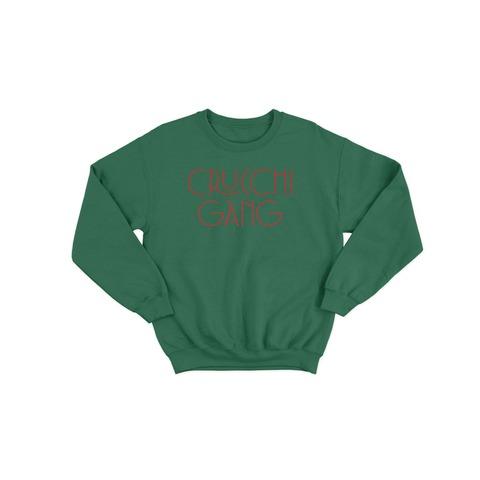 Crucchi Gang Sweater Grün von Crucchi Gang - Sweater jetzt im Universal Music Shop