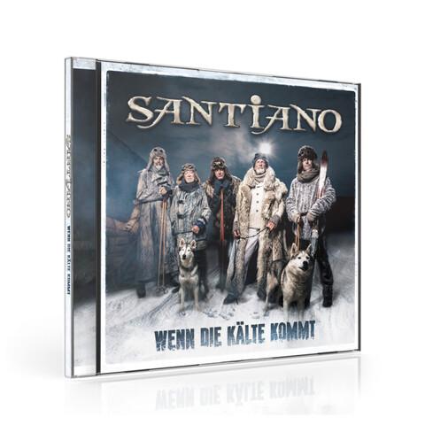 √Wenn die Kälte kommt von Santiano - cd jetzt im Universal Music Shop