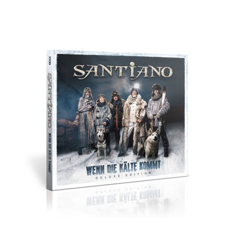 √Wenn die Kälte kommt (Deluxue Edition) von Santiano - 2CD jetzt im Universal Music Shop