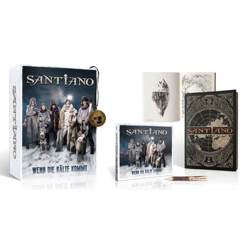 √Wenn die Kälte kommt (Ltd. Fanbox) von Santiano -  jetzt im Universal Music Shop