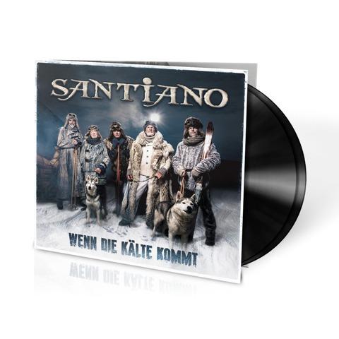 √Wenn Die Kälte Kommt (Ltd. 2LP) von Santiano - 2LP jetzt im Universal Music Shop