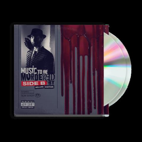 √Music To Be Murdered By - Side B (Deluxe Edition) von Eminem - 2CD jetzt im Universal Music Shop