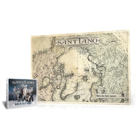 √Wenn die Kälte kommt (Ltd. Bundle: Deluxe Edition + exklusives Fan-Poster) von Santiano - CD Bundle jetzt im Universal Music Shop