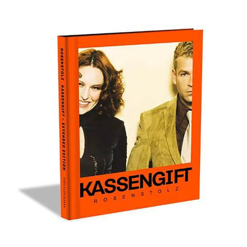 √Kassengift (Ltd. Extended Edition - 2CD) von Rosenstolz - 2CD jetzt im Universal Music Shop