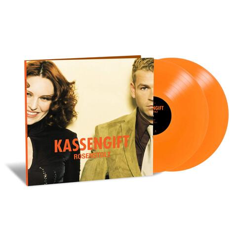 √Kassengift (Ltd. Extended Edition - Coloured 2LP) von Rosenstolz - 2LP jetzt im Universal Music Shop