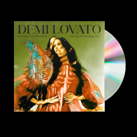 √The Art of Starting Over Standard CD von Demi Lovato - cd jetzt im Universal Music Shop