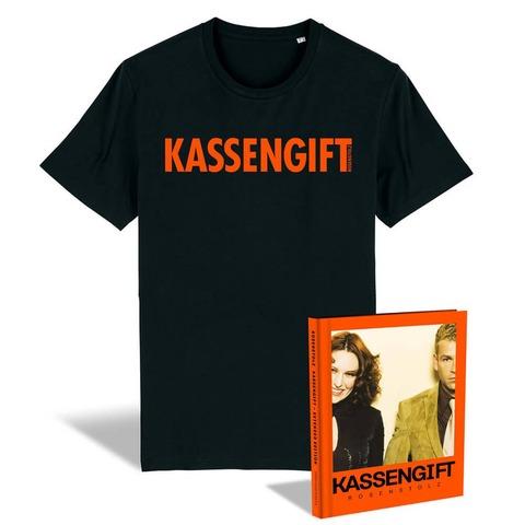 √Kassengift (Ltd. Extended Edition + T-Shirt) von Rosenstolz - 2CD + T-Shirt jetzt im Universal Music Shop