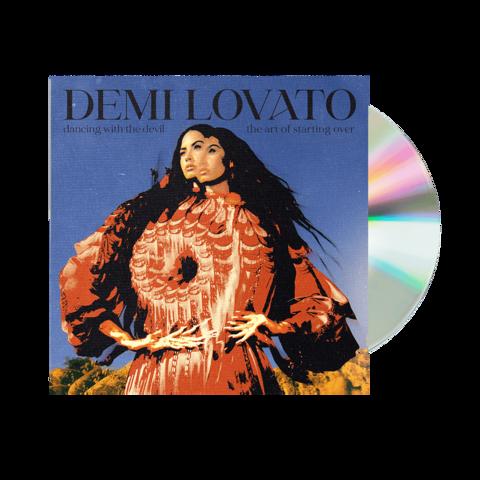 √The Art of Starting Over Exclusive Cover 3 incl. Bonus Track von Demi Lovato - cd jetzt im Universal Music Shop