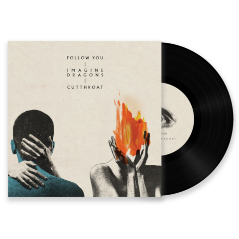 Follow You/Cutthroat (7inch Dual Single) by Imagine Dragons - 7'' Vinyl Single - shop now at Universal Music store