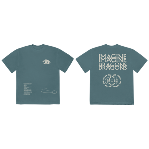Follow You by Imagine Dragons - T-Shirt - shop now at Universal Music store