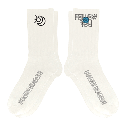 Follow You by Imagine Dragons - Socks - shop now at Universal Music store