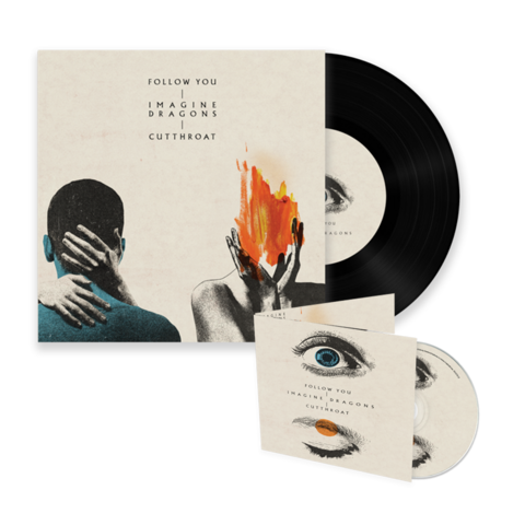 Follow You/Cutthroat (Single Bundle) by Imagine Dragons - 7inch + CD Single - shop now at Universal Music store