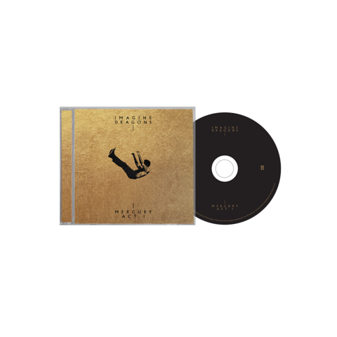 Mercury - Act I by Imagine Dragons - CD - shop now at Universal Music store