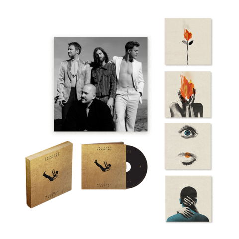Mercury - Act I (Box Set) by Imagine Dragons - Box set - shop now at Universal Music store