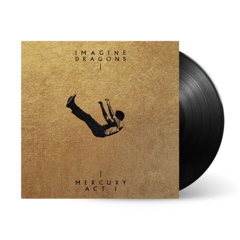 Mercury - Act I (Standard Vinyl) by Imagine Dragons - lp - shop now at Universal Music store