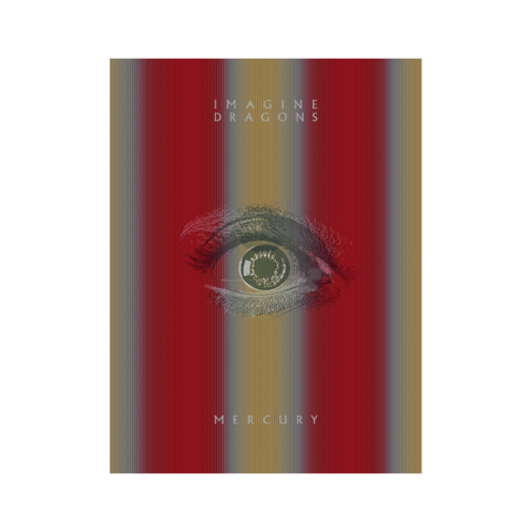 Mercury by Imagine Dragons - Lenticular image - shop now at Universal Music store