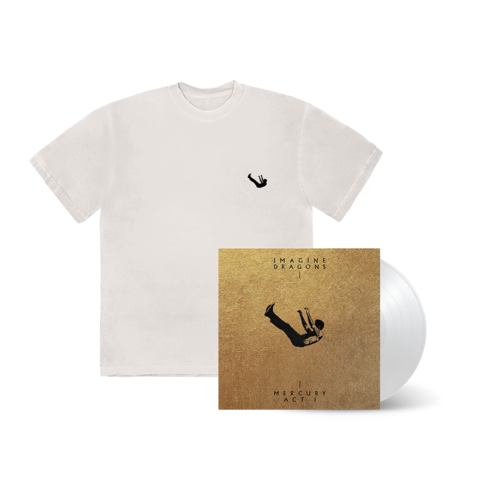Mercury - Act I (Exclusive White LP + T-Shirt) by Imagine Dragons - LP + T-Shirt - shop now at Universal Music store