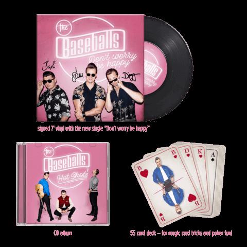 √Hot Shots (Ltd. Deluxe Edition) von The Baseballs - Box jetzt im Universal Music Shop