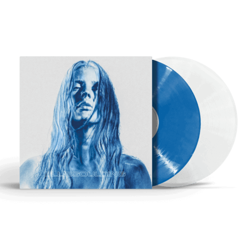 √Brightest Blue (Ltd. Coloured LP + Signed Art Card) von Ellie Goulding - LP Bundle jetzt im Universal Music Shop