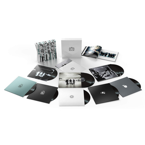 √All That You Can't Leave Behind Super Deluxe Edition LP Box von U2 - Box set jetzt im Universal Music Shop