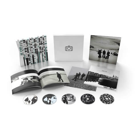 √All That You Can't Leave Behind Super Deluxe CD Box Set von U2 - Box set jetzt im Universal Music Shop