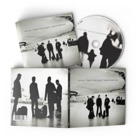 All That You Can't Leave Behind Standard 1CD by U2 - CD - shop now at Universal Music store