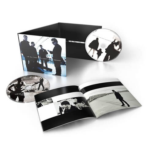 √All That You Can't Leave Behind Deluxe 2CD von U2 - 2CD jetzt im Universal Music Shop