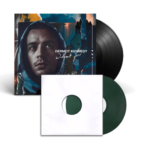 √Without Fear (Ltd. Deluxe LP with 10'') von Dermot Kennedy - LP jetzt im Universal Music Shop