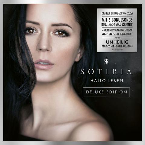 √Hallo Leben (Deluxe Edition) von Sotiria - CD jetzt im Universal Music Shop