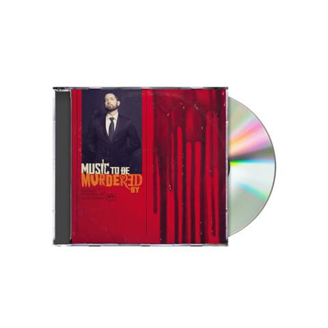 √Music To Be Murdered By von Eminem - CD jetzt im Universal Music Shop