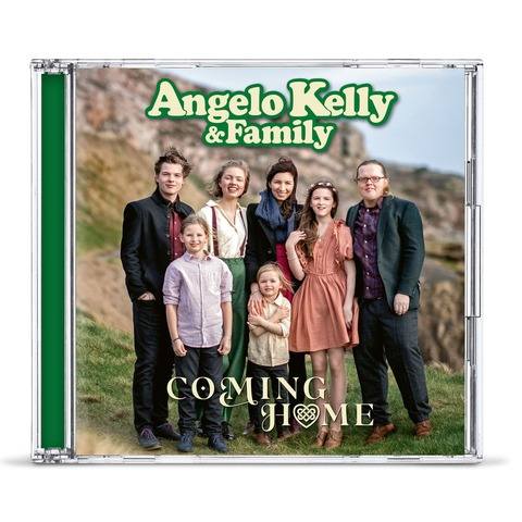 √Coming Home von Angelo Kelly & Family - CD jetzt im Universal Music Shop