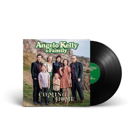 Coming Home (2LP ltd. Edt.) von Angelo Kelly & Family - 2LP jetzt im Universal Music Shop