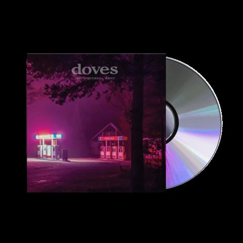 √The Universal Want von Doves - CD jetzt im Universal Music Shop