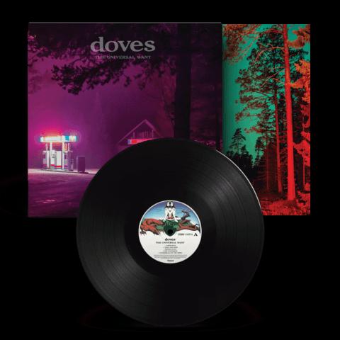 √The Universal Want von Doves - LP jetzt im Universal Music Shop
