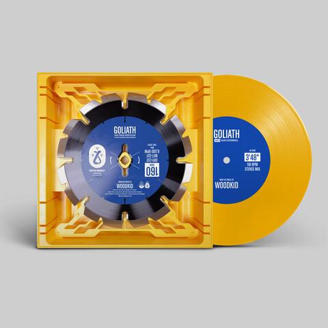 √Goliath 7'' von Woodkid - Vinyl jetzt im Universal Music Shop