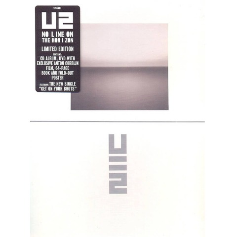 No Line On The Horizon (Limited Box Edition) by U2 - Box set - shop now at Universal Music store