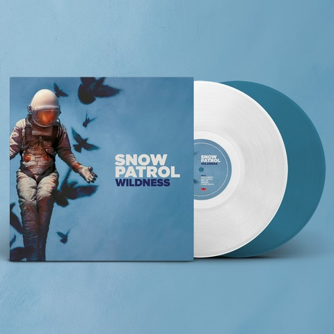 √Wildness (Deluxe Gatefold Double Heavyweight Coloured Vinyl) von Snow Patrol - LP jetzt im Universal Music Shop
