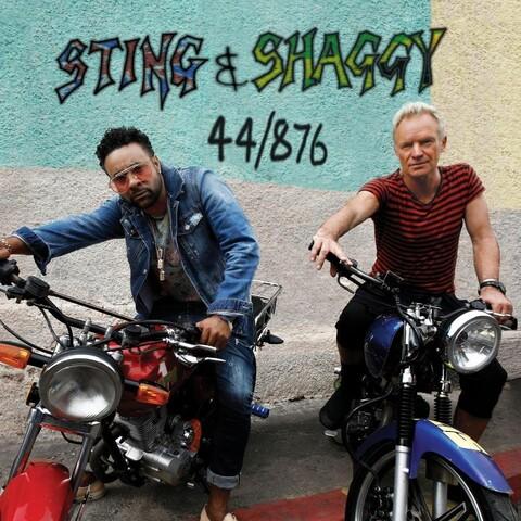 √44/876 (Deluxe Digipack) von Sting & Shaggy - CD jetzt im Universal Music Shop