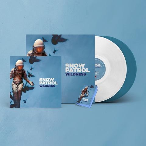 √Wildness (Vinyl Bundle) von Snow Patrol - LP jetzt im Universal Music Shop