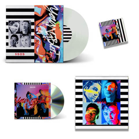 √Youngblood (Deluxe Bundle) von 5 Seconds of Summer - LP jetzt im Universal Music Shop