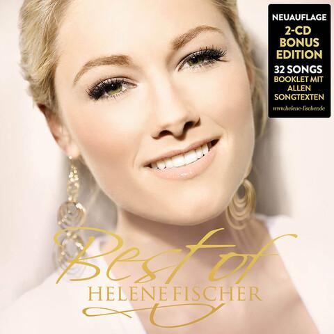 √Best of (Bonus Edt.) von Helene Fischer - 2CD jetzt im Universal Music Shop
