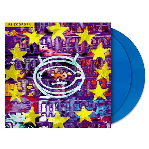 √Zooropa (Ltd. Coloured 2LP) von U2 - 2LP jetzt im Universal Music Shop