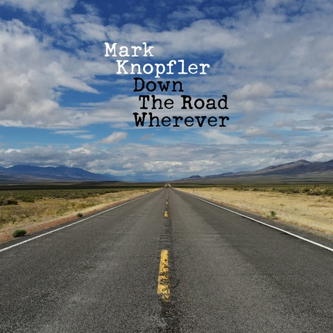 √Down The Road Wherever von Mark Knopfler - LP jetzt im Universal Music Shop