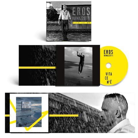 Vita ce n'e von Eros Ramazzotti - CD jetzt im Universal Music Shop